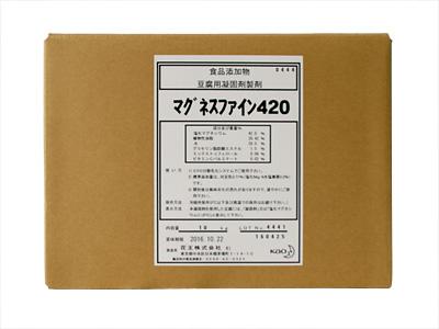 凝固剤-乳化ニガリ- マグネスファイン420