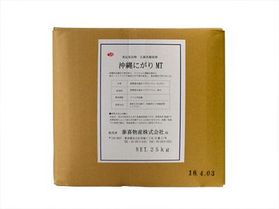 凝固剤-粗製海水塩化マグネシウム- 沖縄にがりMT